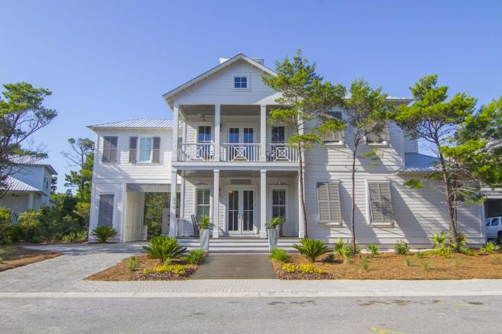 Gorgeous preserve at grayton beach home sold for Houses for sale watercolor fl